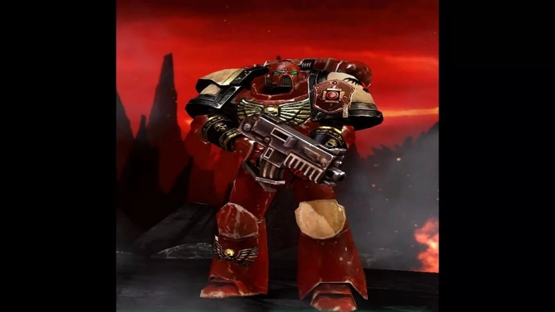 Dawn of War 2 Retribution - Space Marine