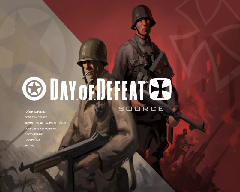 Day of Defeat Source - Main Theme