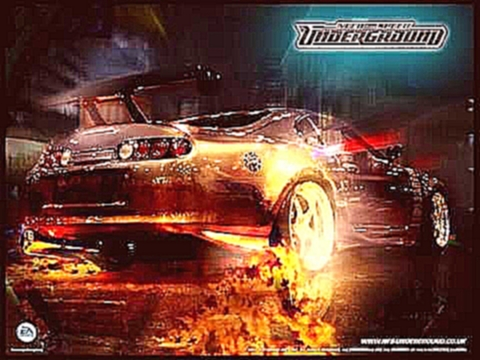 (NFS Underground Soundtrack) Junkie XL -  Action Radius (With Download Link)
