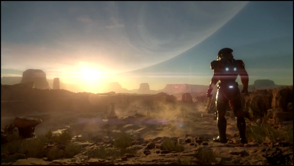 MASS EFFECT™- ANDROMEDA Official E3 2015 Announce Trailer