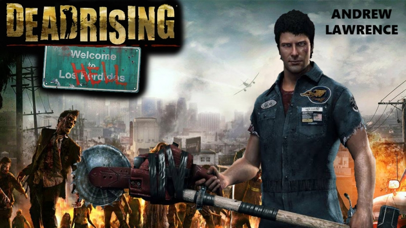 Dead Rising 3 OST - Welcome to Los Perdidos