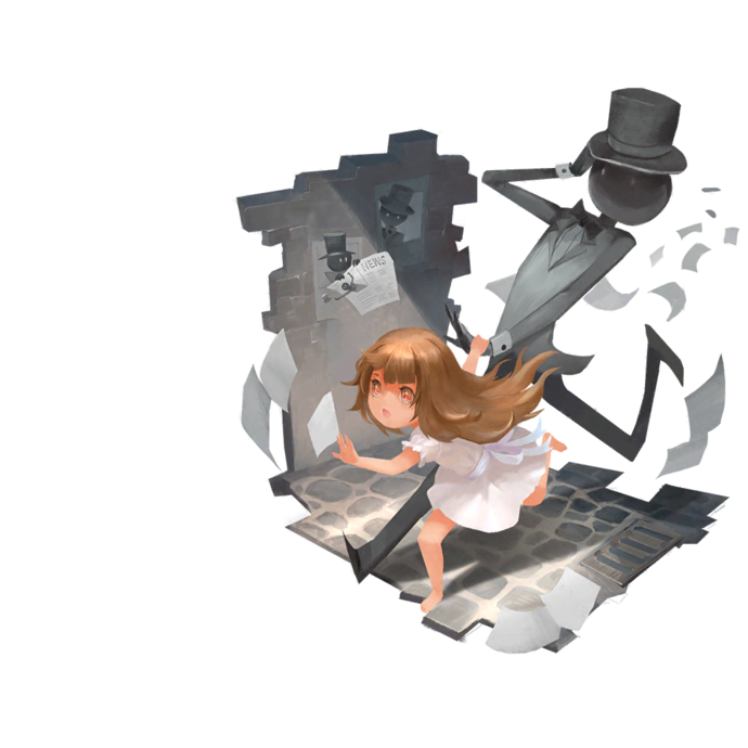 Deemo - White Palette