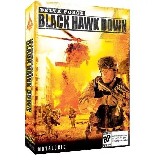 Delta Force Black Hawk Down - Track 14