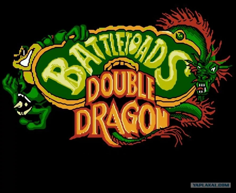 Денди - -Battletoads & Double Dragon - -Level 1 (Tail Of The Ratship) (mixpromo.co)