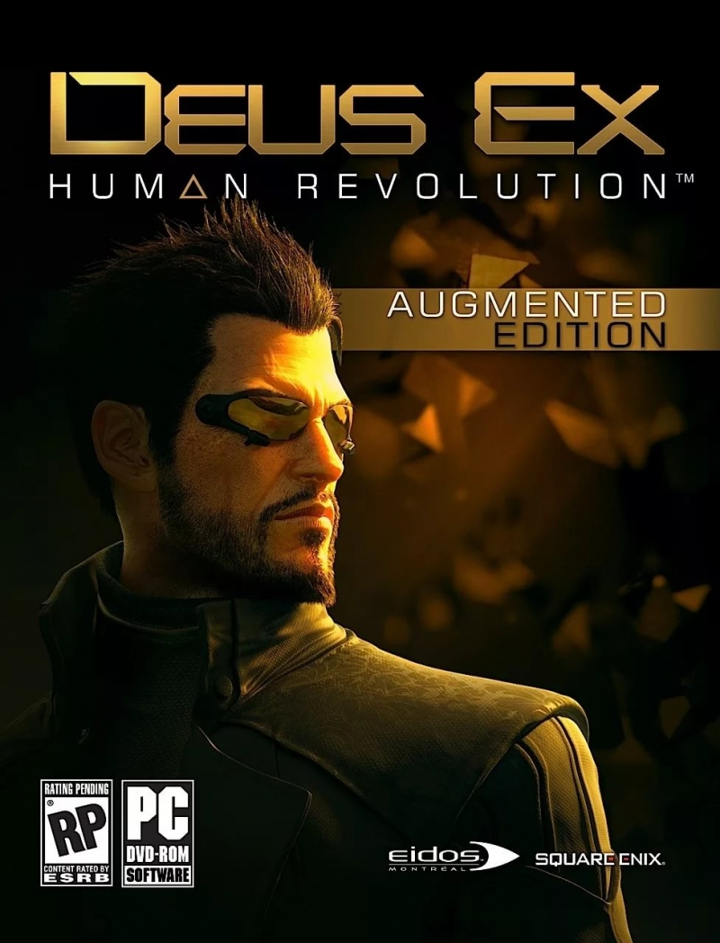 Deus Ex Human Revolution - Michael McCann - The Fall Of Icarus