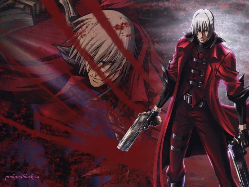 Devil May Cry Anime - Devil May Cry Opening