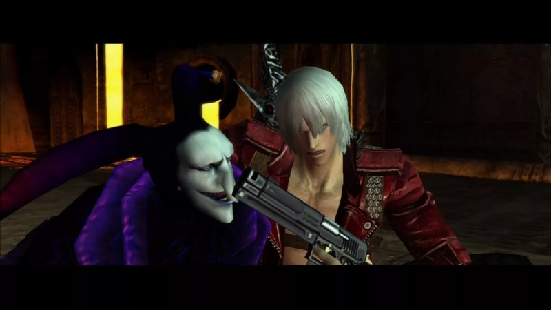 Devil May Cry - Hells Great Temple