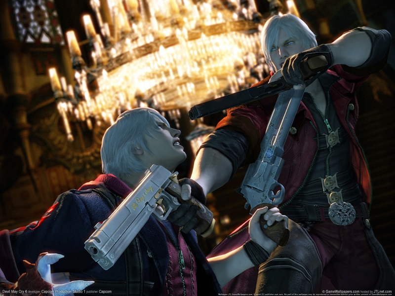 - Devil May Cry 4