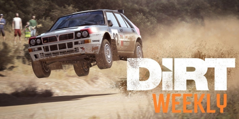 DiRT Rally - World RX Multiplayer Update  SFXs