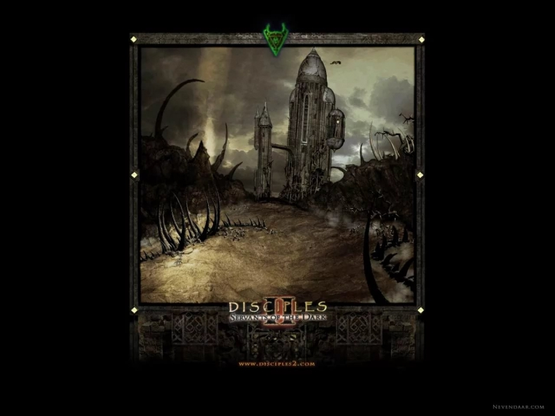 Disciples II OST - Undead Hordes capital 3