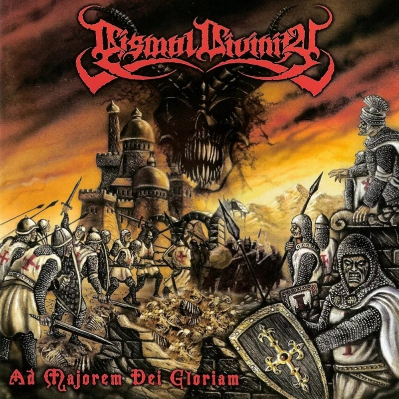 Dismal Divinity - Words of My Demise