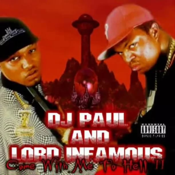 DJ Paul & Lord Infamous - Ridin N Da Chevy Part 2