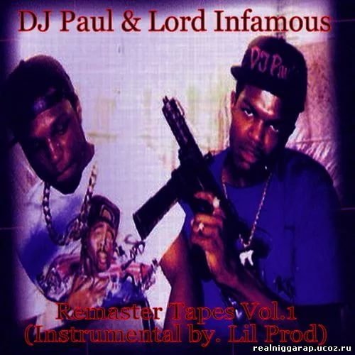 DJ Paul & Lord Infamous - Wanna Go 2 War