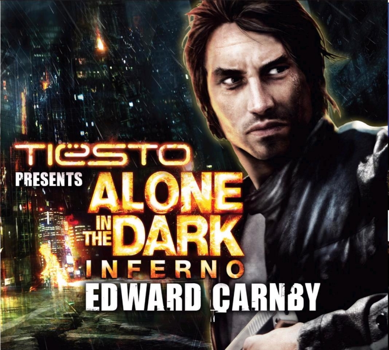 DJ Tiesto - Alone In The Dark