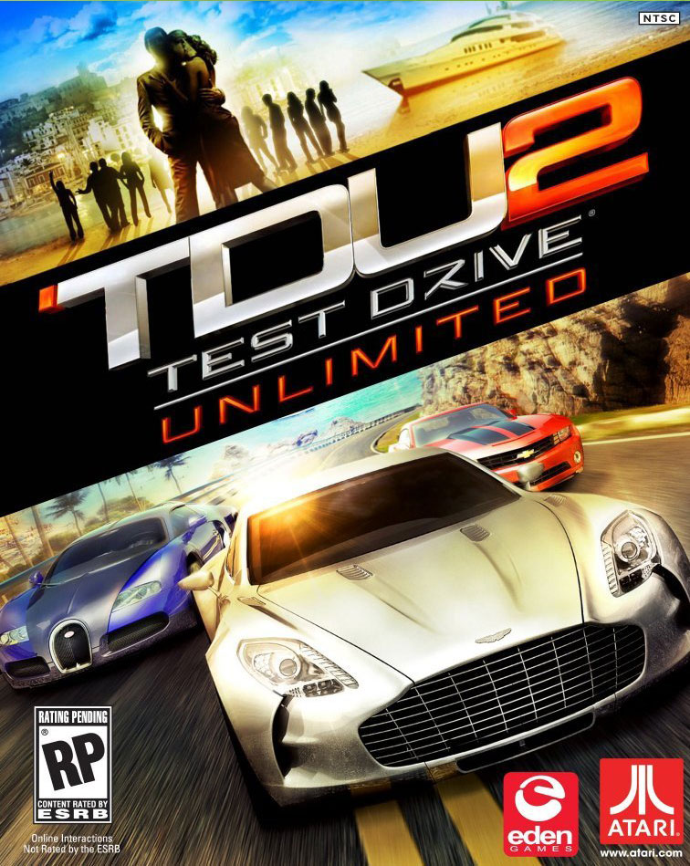 1-B1 OST Test drive unlimited 2