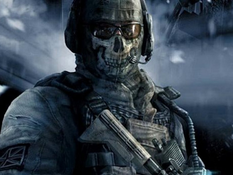-DOMINIK- and Ghost - Ghost (Call of Duty Modern Warfare 2)