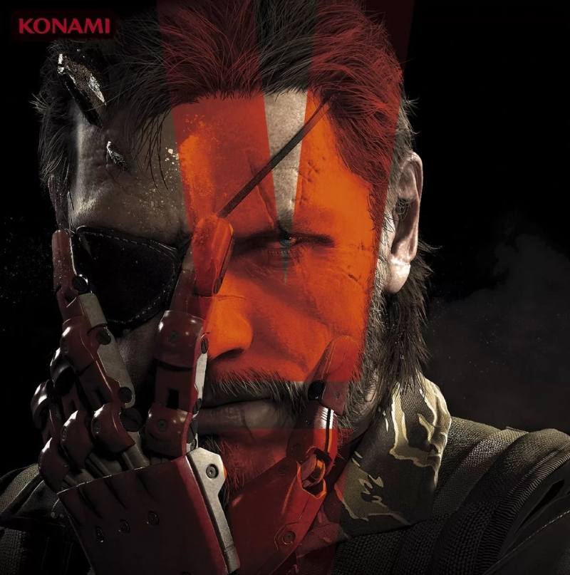 Donna Burke - Sins Of The Father [Metal Gear Solid 5 The Phantom Pain O.S.T.]