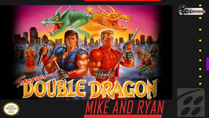 Double Dragon - Mission 2 [William's theme]