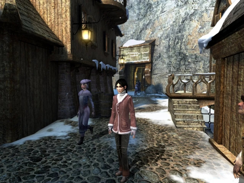 Dreamfall The Longest Journey - Winter