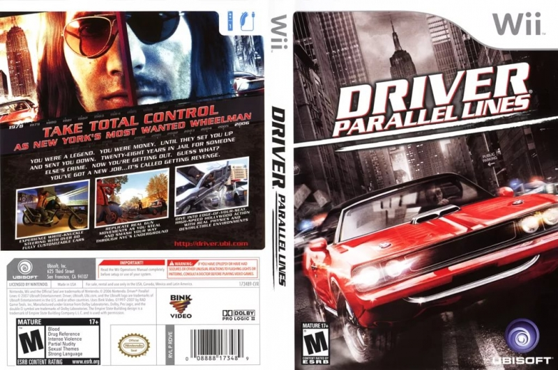 Driver Parallel Lines OST - Want What I Got
