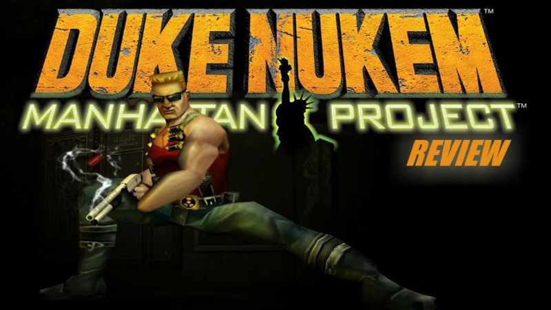 Duke Nukem Manhattan Project - Rooftop Rebellion