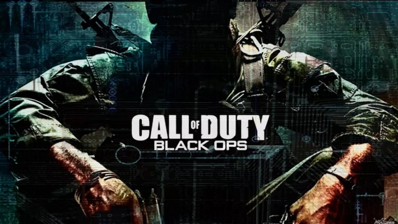 Джек Уолл - Spider Bot Call of Duty Black Ops 2 OST 2012