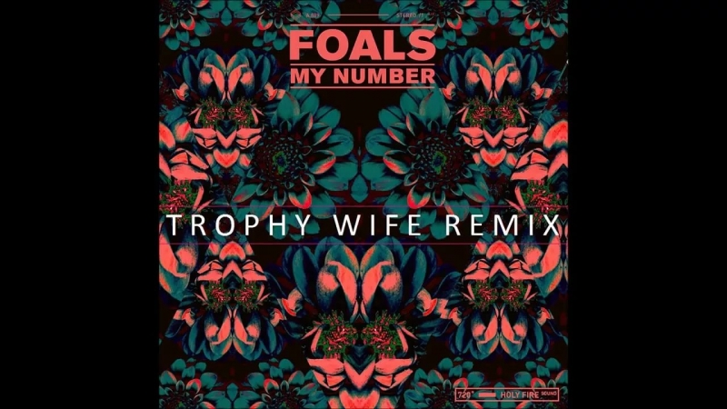 My Number Trophy Wife Remix