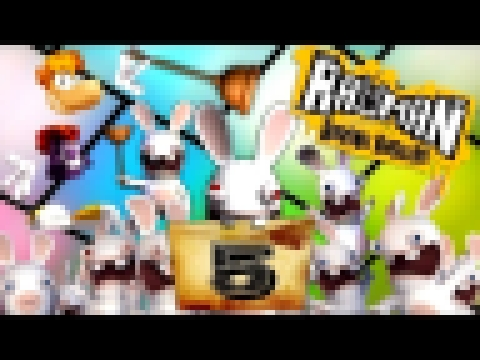 Let's Play RAYMAN RAVING RABBIDS # 05 Raving Rabbids Serie (Tag5) 100%