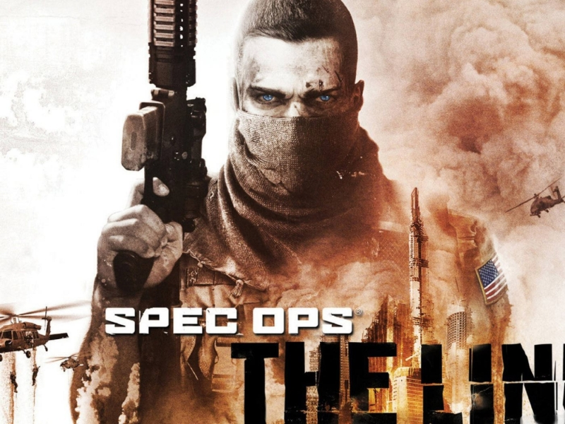 Elia Cmiral - The Battle Spec Ops The Line OST