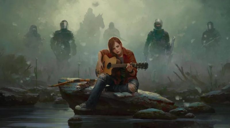 "Ellie - Through The Valley of the Shadow of Death OST ""Last of Us 2"""
