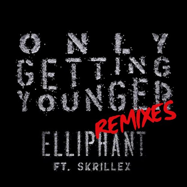 Elliphant Feat. Skrillex & Brazzabelle vs Alvaro & Dirtcaps - Only Getting Younger Sasha Mikheev Mash Up
