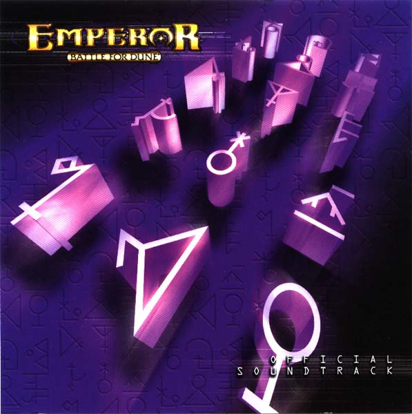 Emperor - Battle for Dune OST - Ordos - Infiltrators