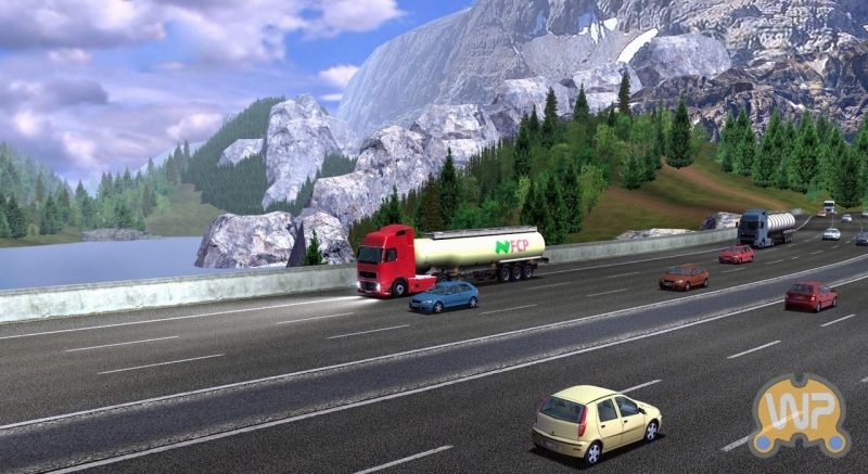 Euro Truck Simulator 2 - Loading theme