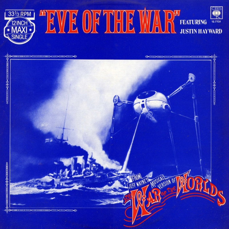 Magnetic Scope - Eve Of The War From War Of The Worlds