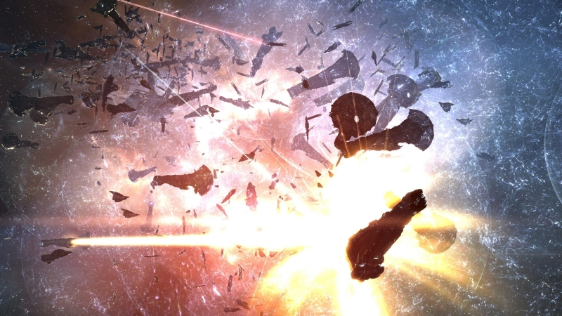 Eve Online - Before the Battle