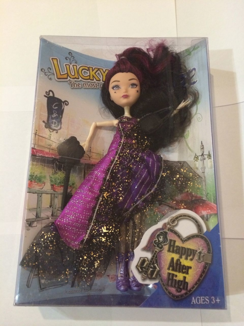 Ever After High - non offical 54 seconds