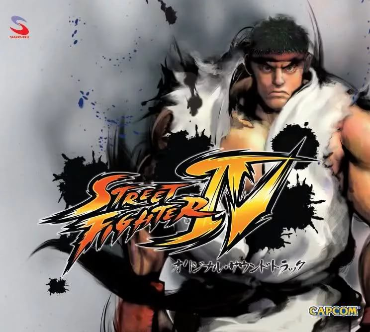 Exile - The Next Door (from Street Fighter IV) (version 2)