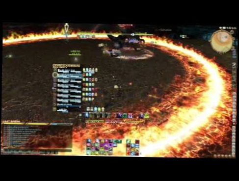 FFXIV: ARR - Ifrit Extreme Mode - SCH POV