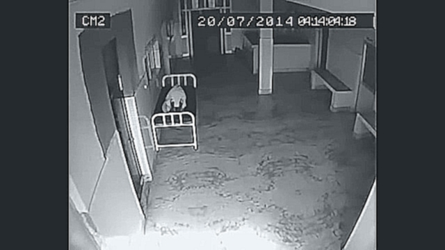 Ghost Coming Out Of Dead body Caught On CCTV Camera _ Soul Leaving Dead Body, Hospital CCTV Footage