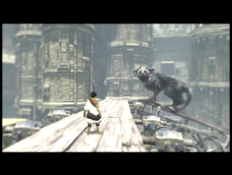 The Last Guardian - E3 2015 Trailer  PS4