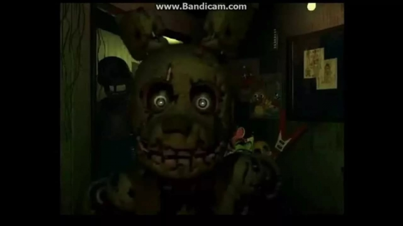 Five Nights At Freddy's - Phone Guy Night 3