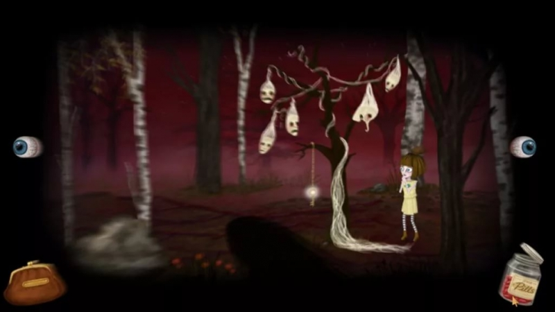 Fran Bow ost - exploring