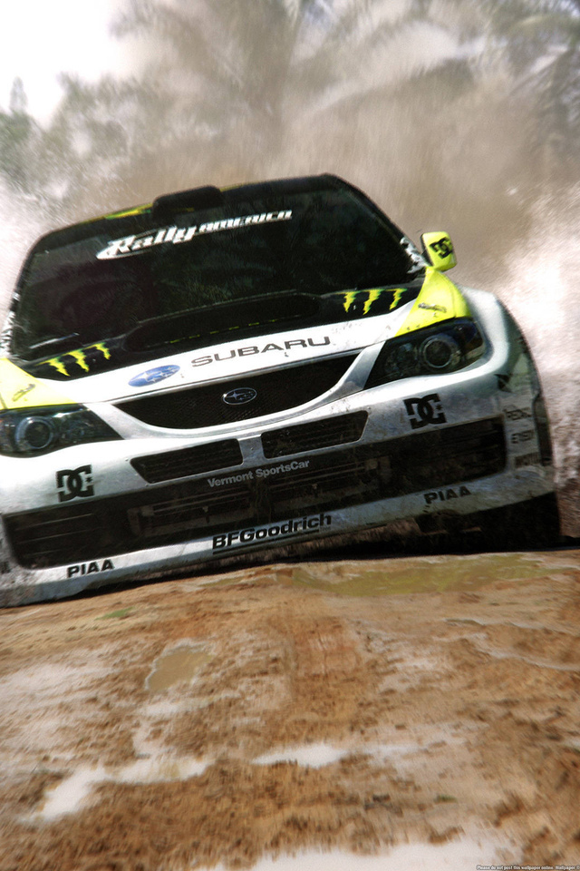 Fuck cool track - Dirt 3