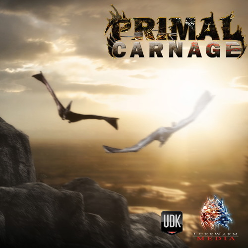 Gareth Coker and Zach Lemmon Primal carnage OST - TrapperHeavy