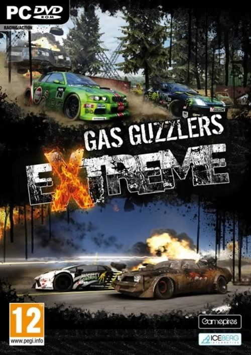 Gas Guzzlers Extreme - Crazy Rage