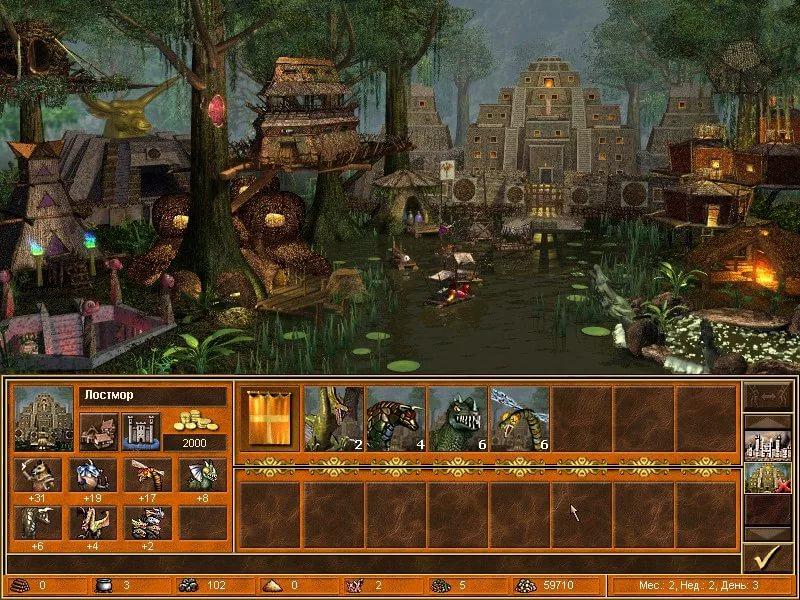 Скачать Игру Герои Меча И Магии На Андроид 4