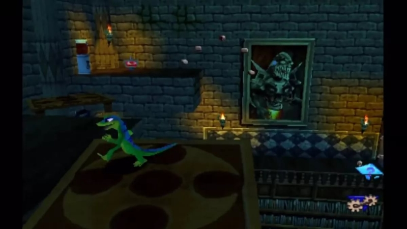 Gex 2 Enter the Gecko - Haywyre - Prototype