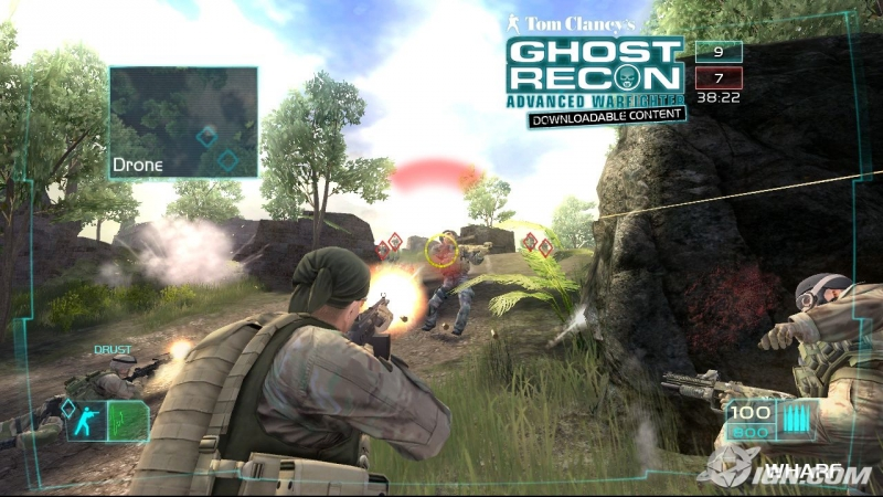 Ghost Recon Advanced Warfighter 1 - Against All Odds