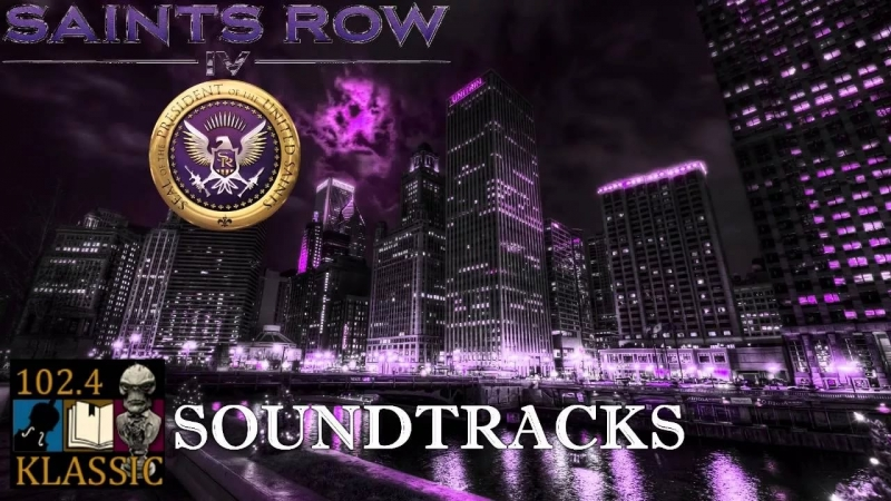Gigamesh - All My Life Saints Row 4 OST