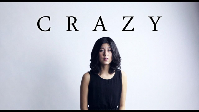Gnarls Barkley - Crazy Cover by Daniela Andrade